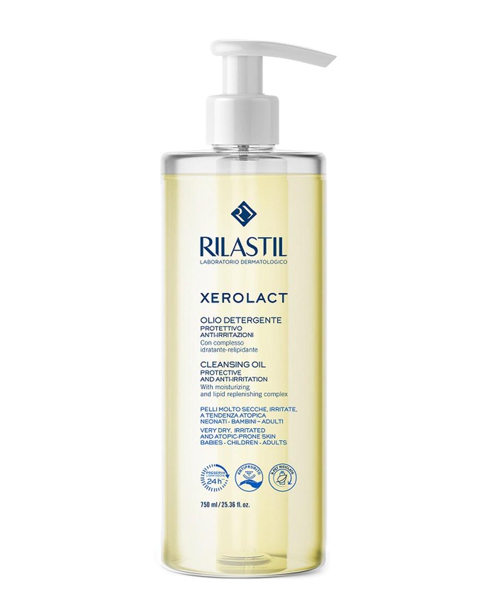 Aceite limpiador Xerolact 750 ml Rilastil