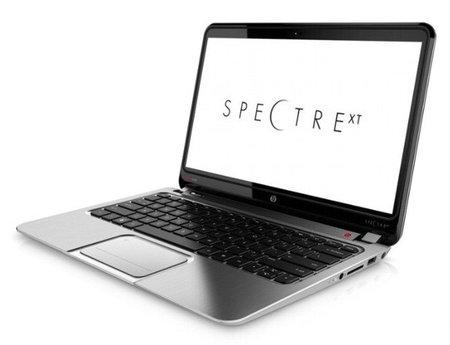 HP Spectre XT, la nueva Ultrabook estrella de la marca