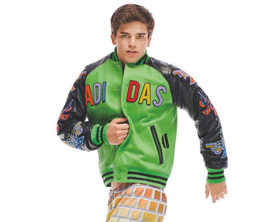 Jeremy Scott Adidas otoñoinvierno 2012
