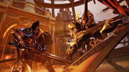 Godfall fija su fecha para noviembre en PC y será uno de los juegos de lanzamiento de PS5
