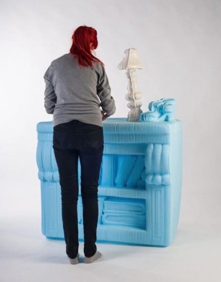 muebles casa de muñecas 2