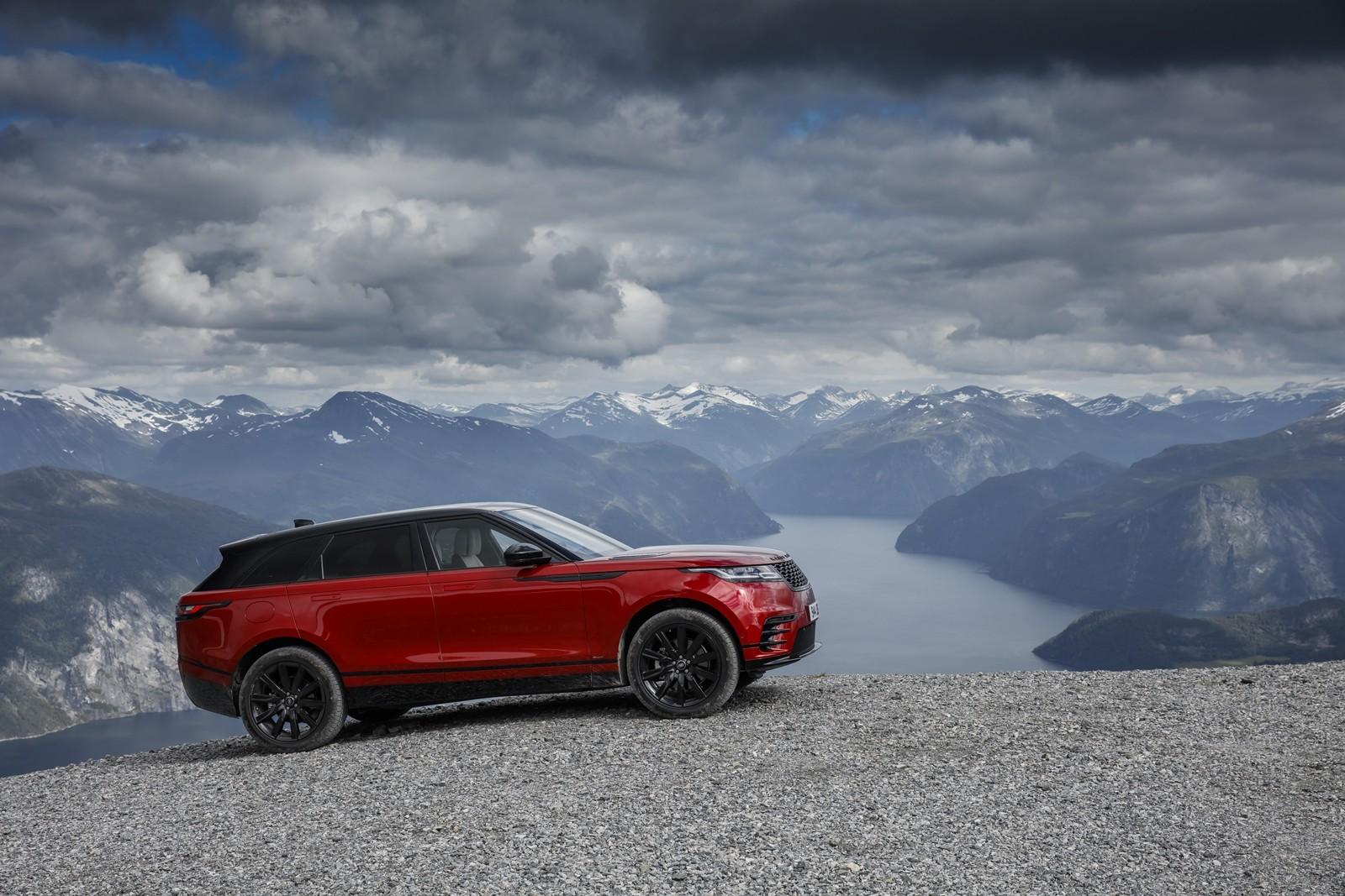 Foto de Range Rover Velar (26/31)