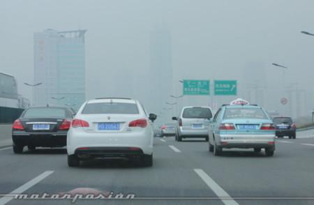 Trafico China Uber
