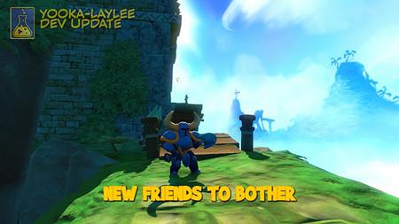 Playtonic Games muestra algunas de las mejoras del primer nivel de Yooka-Laylee en vídeo