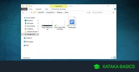 Cómo sincronizar Google Drive con tu ordenador