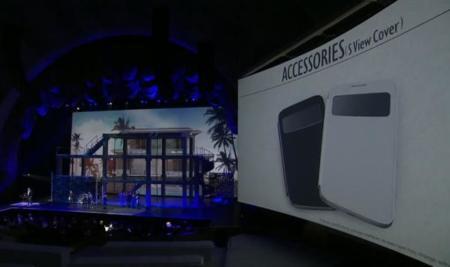 S View Cover, unas singulares carcasas para los Samsung Galaxy S4
