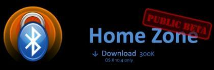 Home Zone: Acciones basadas en proximidad a dispositivos Bluetooth