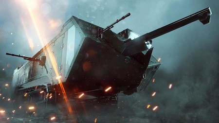 Battlefield 1 Saint Chamond