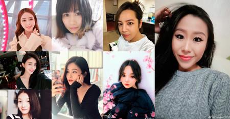 Selfies China