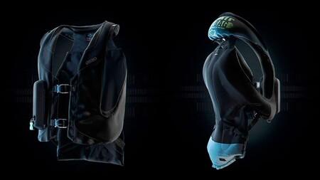 Hit Air MLV II: un chaleco para la moto con airbag y más ergonómico por 545 euros