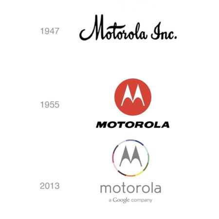 Evolución del logo de Motorola