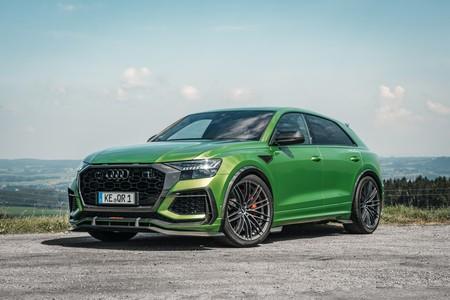 Audi RSQ8-R por Abt, solo 125 unidades de este SUV supervitaminado y cargado de fibra de carbono
