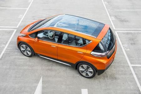 Chevrolet Bolt Ev Concept (1)