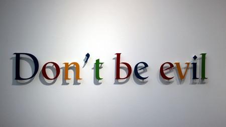 Google es el nuevo Internet Explorer 6