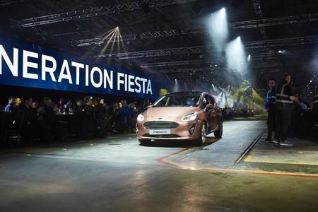 Ford Fiesta 2017 Ng