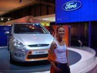 Ford S-MAX Sport Plus en el salón de Madrid