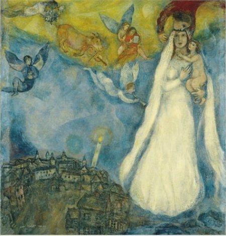 Exposición de Marc Chagall en Madrid