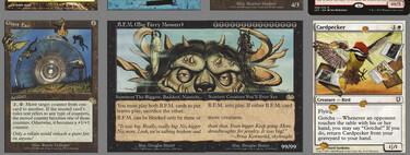 Cartas rotas, imágenes censuradas y partidas ganadas a piedra, papel y tijera: el lado más macarra y desconocido de Magic