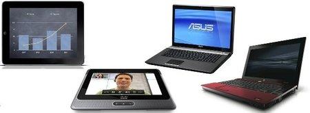 ¿Podrán las tabletas con los portátiles en la empresa?