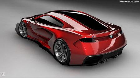 BMW M Concept, imaginando un rival bávaro para el Audi R8