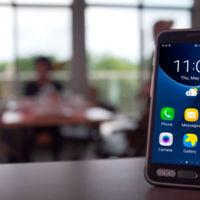 Samsung se moja con la protección contra agua del Galaxy S7 Active