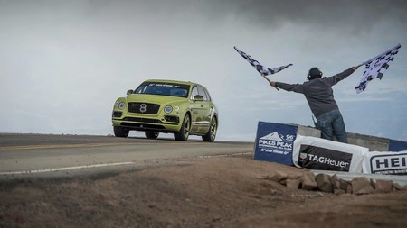 Pikes Peak Bentley Bentayga