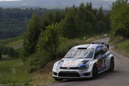 Rallye de Alemania 2013: los Volkswagen meten miedo desde el principio