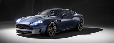 Aston Martin Vanquish 25 by Callum, cuando se puede mejorar lo perfecto
