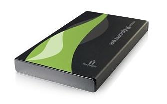Iomega Media Xporter, el disco duro externo para consolas