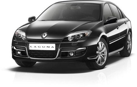 El Renault Laguna baja el consumo de sus motores dCi