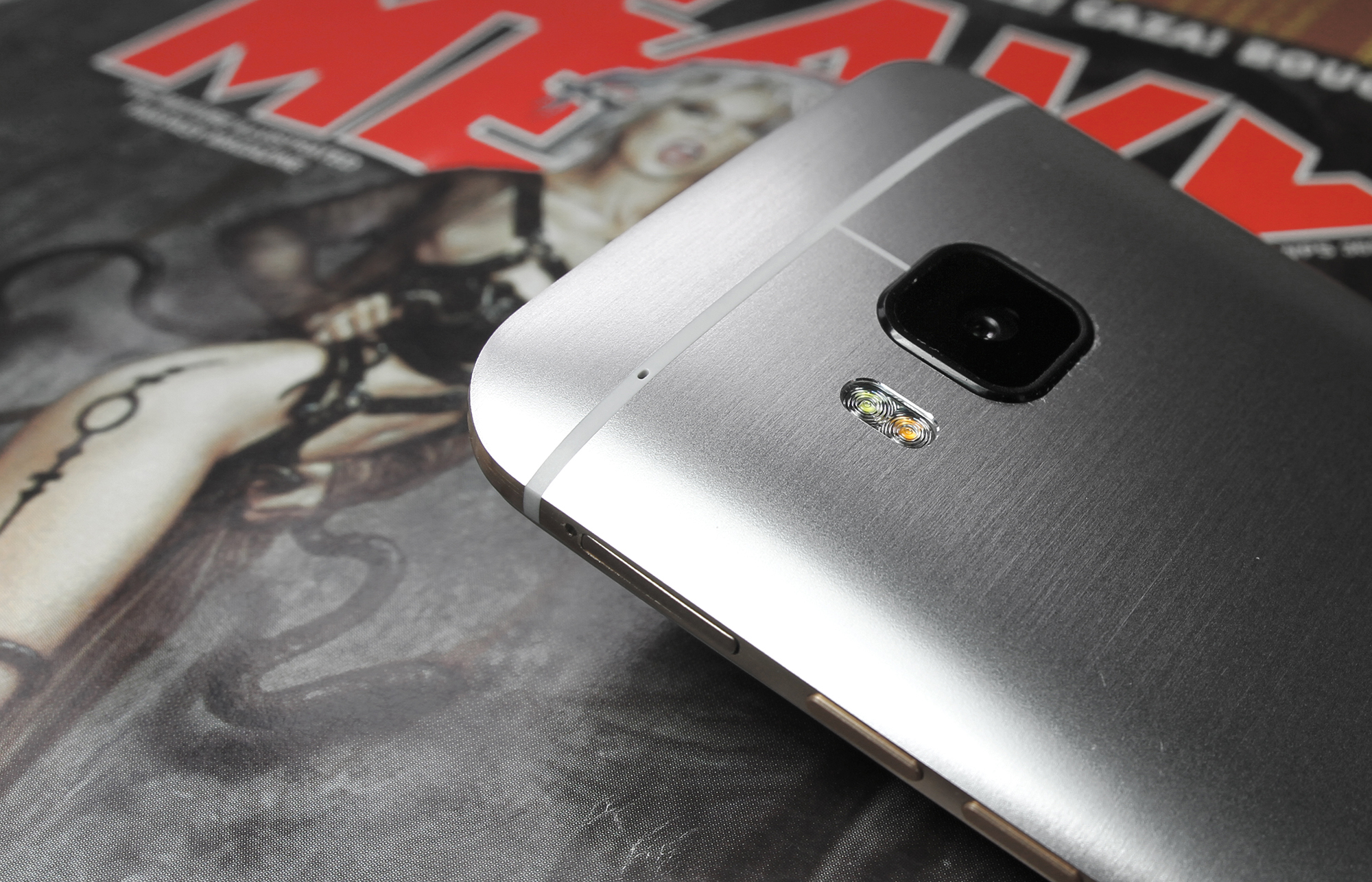 Foto de HTC One M9 (12/12)