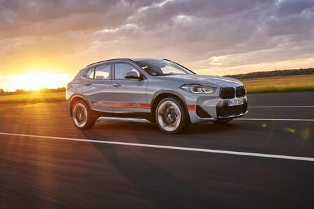 El BMW X2 M Mesh Edition es el X2 más llamativo, con un exterior revitalizado, más equipamiento y mismas mecánicas