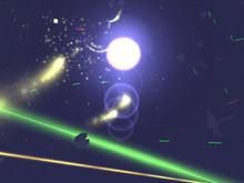 Strat Wars: Salvapantallas de batallas espaciales