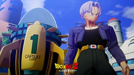 Arale aparecerá en Dragon Ball Z: Kakarot junto con la máquina del tiempo de Trunks en una actualización gratuita