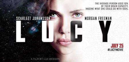 'Lucy' con Scarlett Johansson, tráiler español y cartel