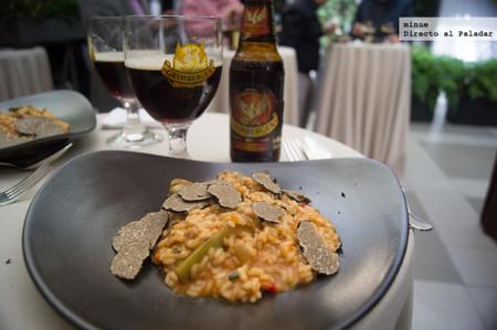 Maridaje de cervezas Grimbergen con Rodrigo de la Calle - 3