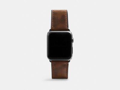 Coach lanza nuevas correas para el Apple Watch perfectas para la temporada de Navidad