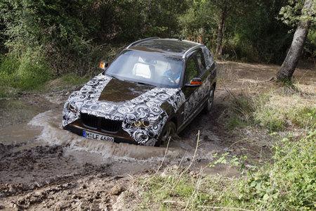 BMW X1, fotos espías oficiales
