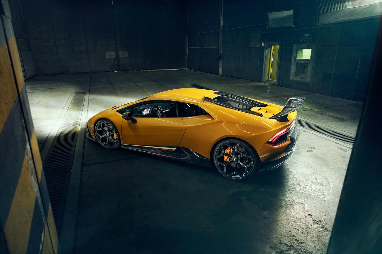 Foto de Novitec Lamborghini Huracán (8/17)