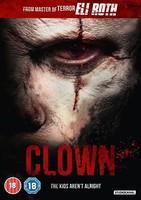 'Clown', tráiler y cartel de la polémica película de terror con Eli Roth