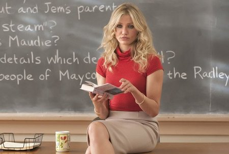 'Bad Teacher', esta profesora sabe latín