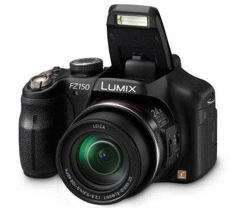 Panasonic Lumix FZ150 se consolida como líder de las compactas de zoom largo