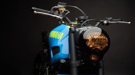 Ad Hoc Cafe Racer Yamaha Xsr 700 7