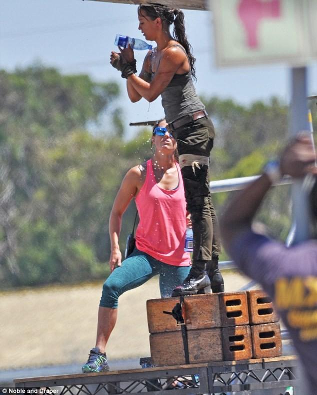 Foto de Alicia Vikander como Lara Croft (5/10)