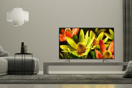 Sony añade nuevos televisores LED en su gama de 2018 para completar la familia capitaneada por el XF90