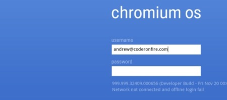 Google mueve el login de Chrome OS a la web