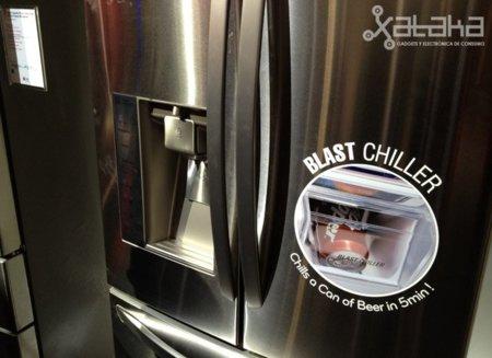 LG Blast chiller