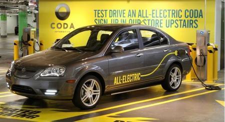 Coda Automotive vende sus tres primeros eléctricos