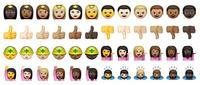 Apple agrega emojis pro-diversidad en iOS 8.3 beta