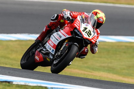 Xavi Fores Phillip Island Race 1 2018